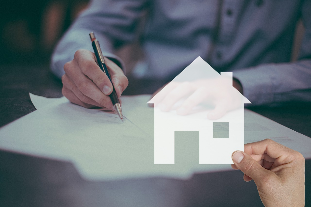 Sepisování hypotéky