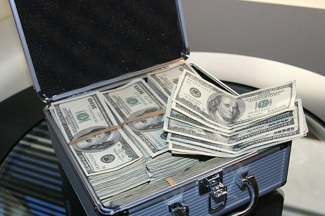 šťastný kufr