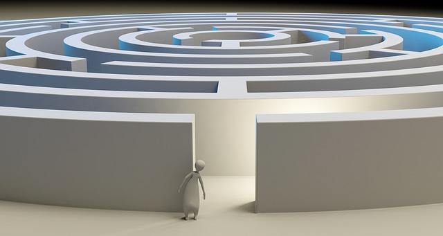 bludiště labyrint